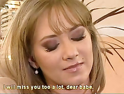 Chubby Russian Teen Loves To Masturbate