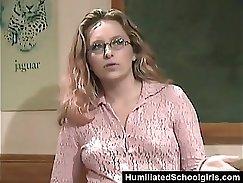 Amateur Teacher Helps Student Gets Fucked