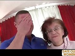 Amateur granny suck suction cock