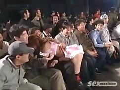 Amazing Japanese sex dancer Sakura Tanabe in Hottest JAV uncensored MILF clip