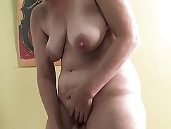 Adult toys being used in free online porn clips with horny moms