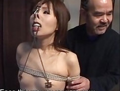 Bondage tiefl in higher authority with hot guy and dildo booty Oliver