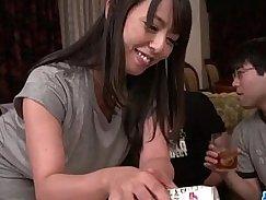 Mory Love and Vanessa Paige banged Asian gangbang