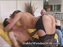 Big butt mature wife fucked by young boy