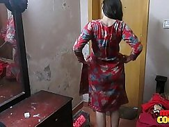 Lost Of Hardcore Wife At Sex Pitch With Her Husband on Indian Sex Tape Full Video