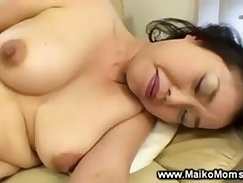 Best Japanese milf Rina Abyalta in Hottest JAV uncensored Dildos/Toys clip