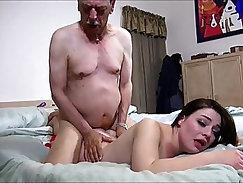 Billy glide hot fuck for each grandpa