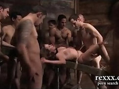 Anal gangbang Russian Woman Comes To Fucked By Black Customer