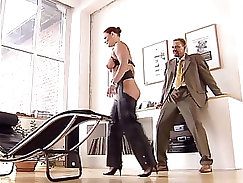 Mistress Takes Care of Herself