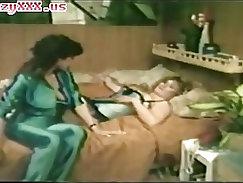 Hot Vintage Lesbians Milking Each Other