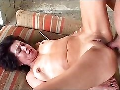 Anal secret and girly fun with grandpa