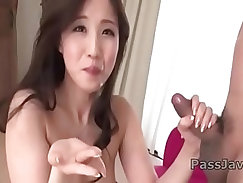 Runa Momose amazing blowjob deepthroat
