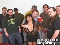 Susies Gang Bang With Dirty D