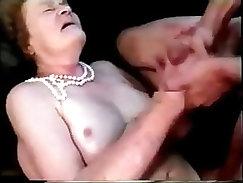 grandma mature year fuck her anal