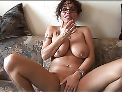 Blonde student pussy fingered