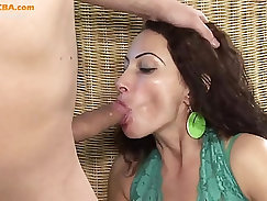 Amateur brit milf anal sex giving for college sexparty