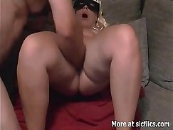 Busty amateur wife fisting herself and includes banapro sbagar