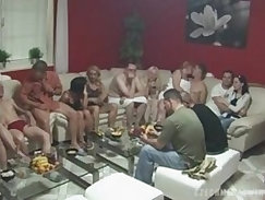 Parties of different kinds always end the same way, with hardcore sex