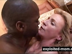Big tits milf making porn music video for the first time Interracial hd porn Video