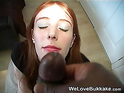 Redheaded chicks prepping to get their wet mom holes fucked silly