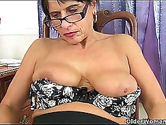 Close-up videos in which we get to see hardcore mom fuck action