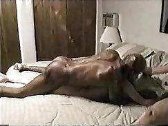 brunette female orgasms is becouse of throbbing dick