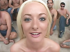 Barbara Bae swallows Seths lollicock