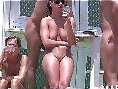 hot shaved pussy public sex voyeur porno sexy