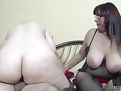 Cuckolding Couple Driving Hard By Step Daughter