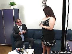 Best pornstar Kimberley Ann in exotic big tits, threesome adult scene