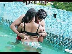 Amazing Indian Naughty Chick Boyfriend on Nest fucks sooo